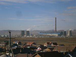 UlaanBaatar, chauffage central !