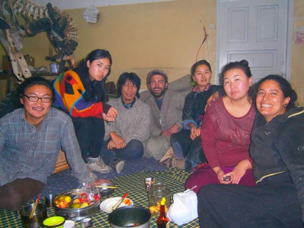 Repas le dernier soir (dgàd): Boldo, Toya, Dalkh'Ogir, Mata, ?? (help), Enerel, Rose