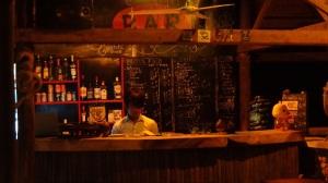 Piseth, barman au Kepmandou