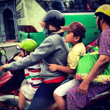 Vietnam style !