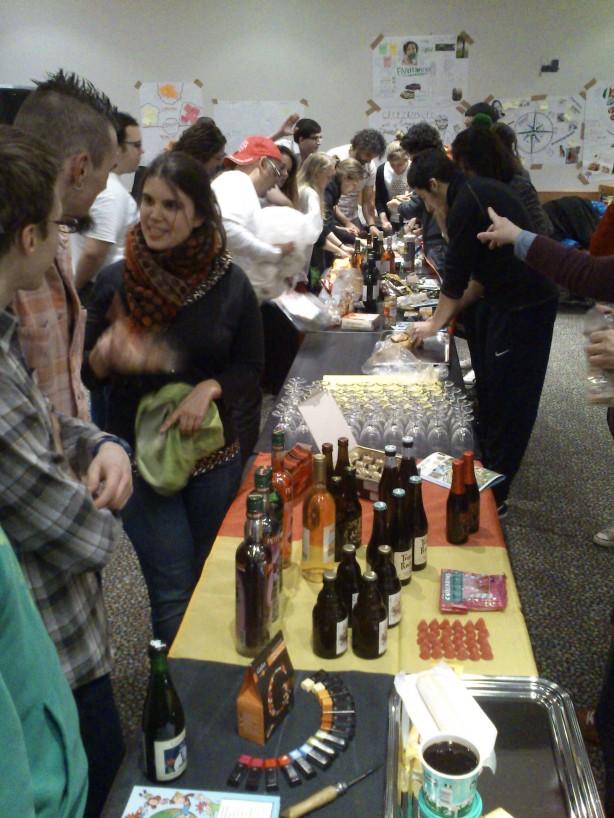 Ok, les belges, c'est vous qui faites les meilleures bières...